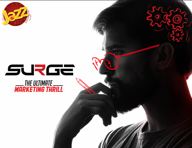 Surge – the Ultimate Marketing Thrill