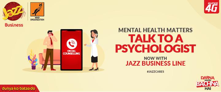 a COVID-19 Mental Wellbeing helpline, 'Zehni Sehat Helpline'