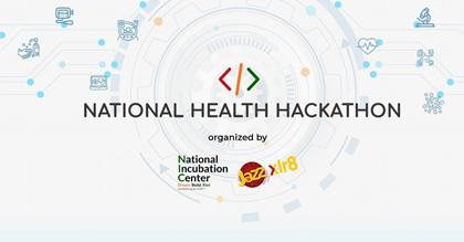 National Health Hackathon Winners