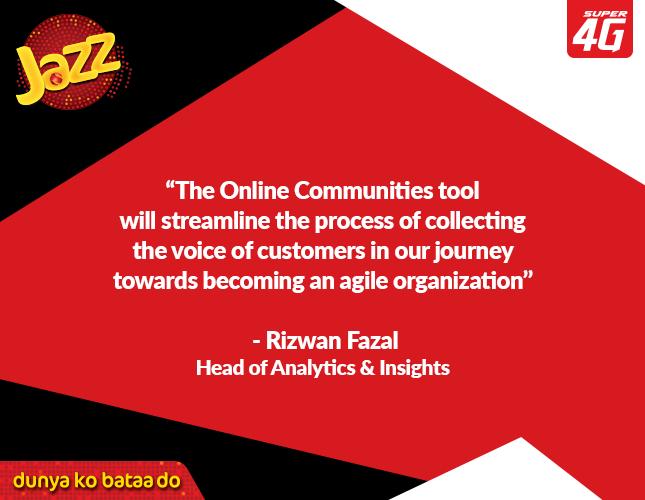 Jazz Launches Online Communities analytics tool!