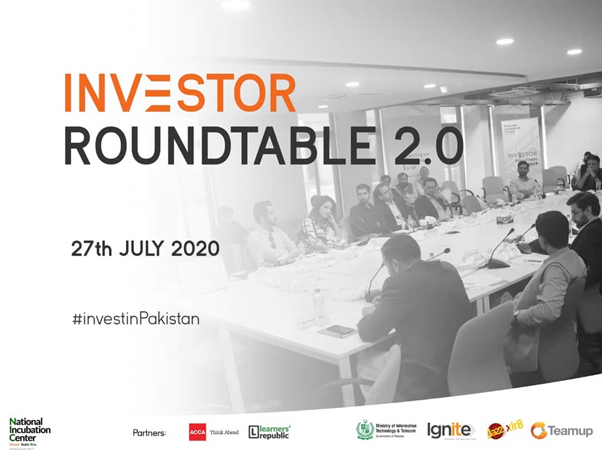 The Investor Roundtable 2.0 - A Consultative Session through NIC